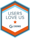 from users at G2Crowd.com